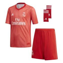 Conjunto adidas Real Madrid 18-19 3ª equipación DP5444