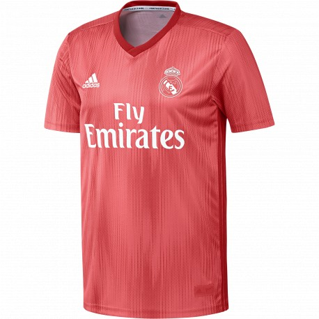 Camiseta adidas Real Madrid 18-19 3ªequipación DP5445