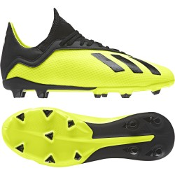 Bota Fútbol adidas X 18.3Fg J DB2418