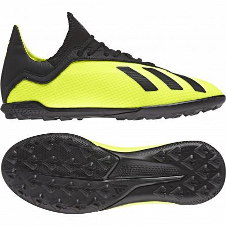 f6e75e2d2bd Zapatillas Fútbol sala adidas X Tango 18.3 Tf J DB2423 - Deportes ...