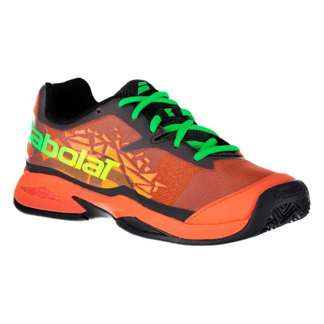 super popular c7cf0 65fe0 Zapatillas Babolat Jet Team Padel Jr 33S18756 298 - Deportes Manzanedo