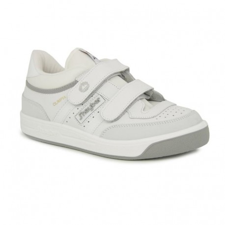 Zapatillas Jhayber New Olimpo Velcro Blanco