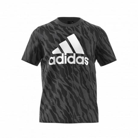 Camiseta adidas Ess Aop DN8629