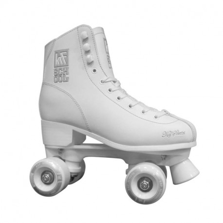 Patines KRF Roller Schooll PPH White