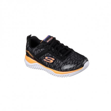 Zapatillas Skechers 97750L BKOR