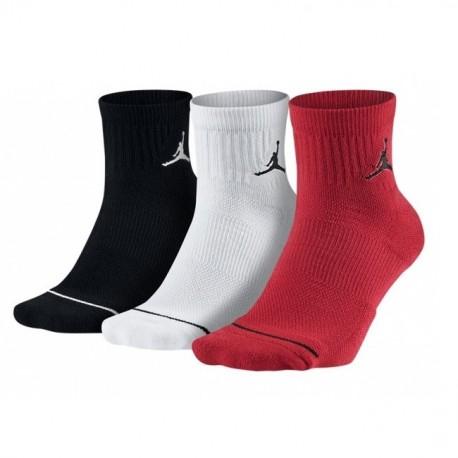 nueva gran inventario fina artesanía Calcetines Nike Jordan Jumpman Qtr SX5544 010 - Deportes Manzanedo