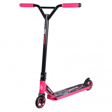 Patinete Bestial Booster B12 Rosa
