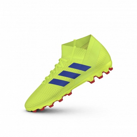 low priced 00885 bc34a Bota Fútbol adidas Nemeziz18.3 Ag BC0311
