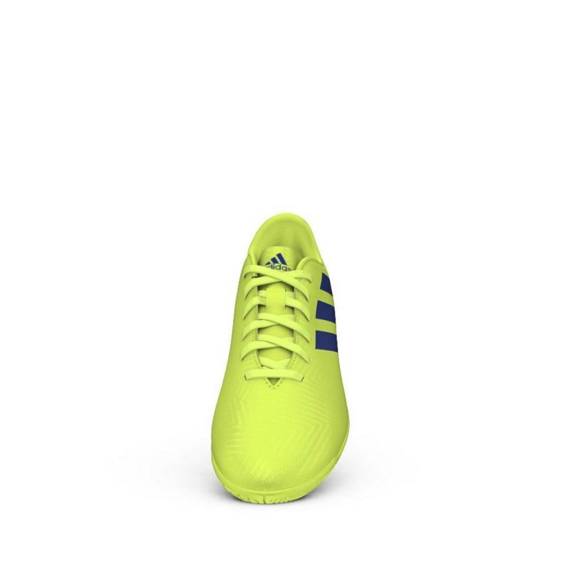 fde8ecd9fb63f Zapatilla Fútbol Sala adidas Nemeziz 18.4 IN Jr CM8519 - Deportes ...