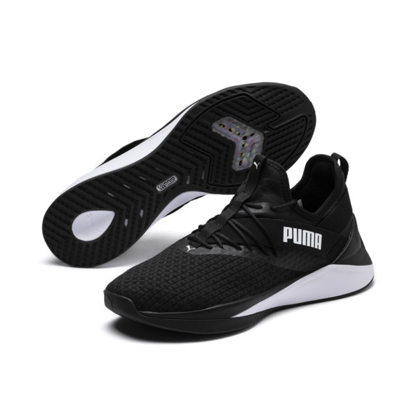 zapatillas puma negra hombres
