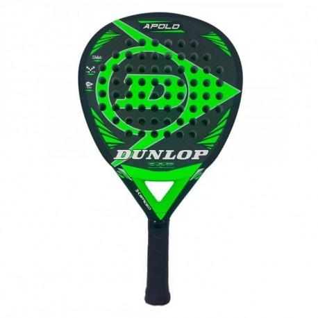 Pala Padel Dunlop Apolo Verde