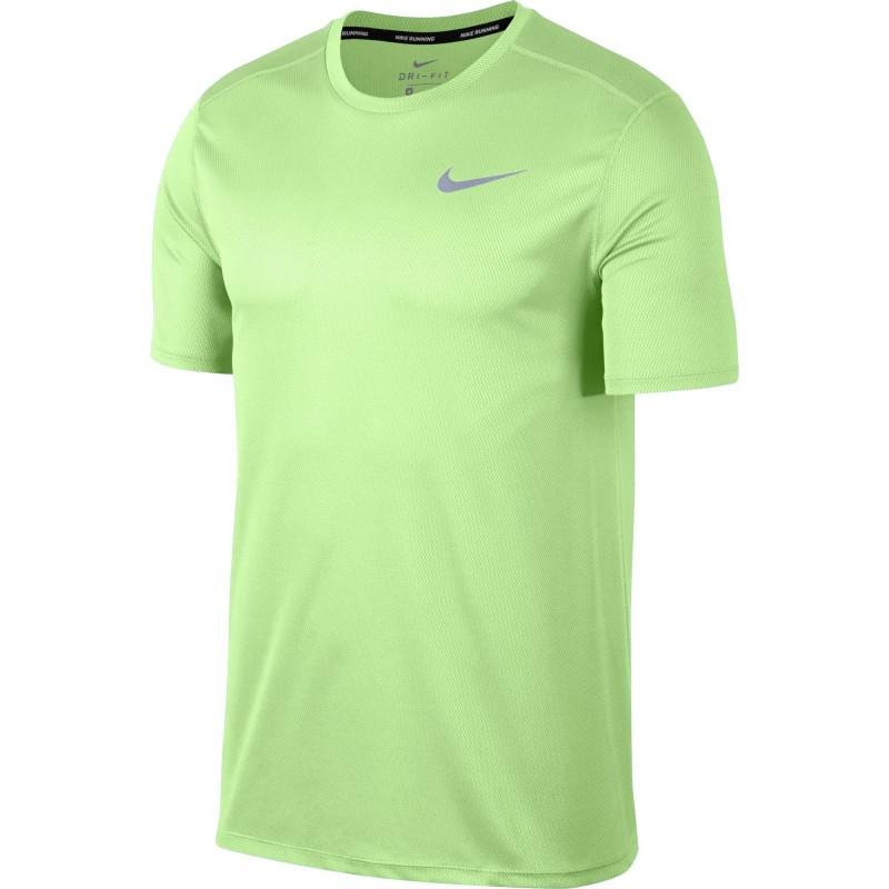 Inconveniencia Librería Continuar  Camiseta Nike Brthe Run 904634 701 - Deportes Manzanedo