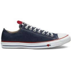 Zapatilla Converse Chuck Taylor All Star Denim Love 163308C 406