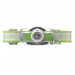 Frontal Led Lenser MH3 Verde