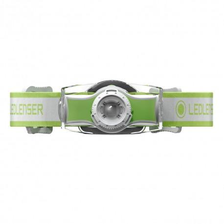 Frontal Led Lenser MH3 Verde
