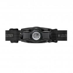 Frontal Led Lenser MH3 Negro