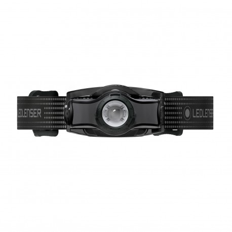 Frontal Led Lenser MH3 Negro