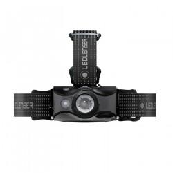 Frontal Led Lenser MH7 Negro