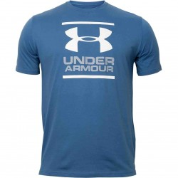 Camiseta Under Armour Gl Foundation 1326849 407