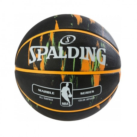 Balón Basket Spalding Nba Marble Outdoor 3001550100017