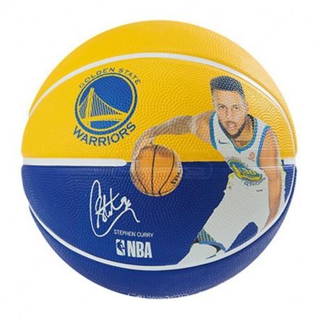 Balón Basket Spalding Nba Stephen Curry 3001586015017