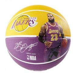 Balón Basket Spalding Nba Lebron James 3001589014017