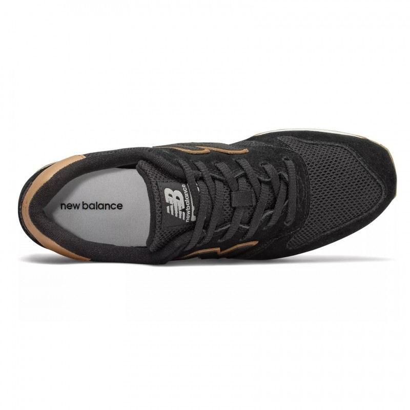 new balance negras 373 hombres zapatillas