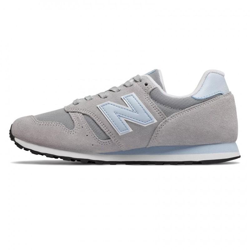 zapatillas casual de mujer 373 new balance