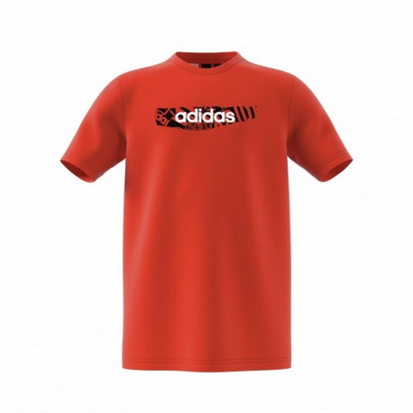 Camiseta adidas Yb E Graphic DY9232