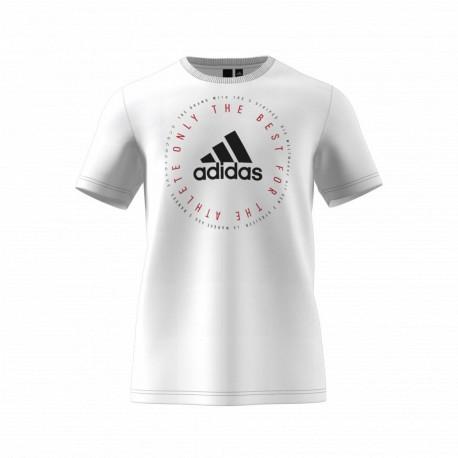 Camiseta adidas Mh Emblem DV3100