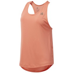 Camiseta Reebok Perform Mesh Tan DU4747