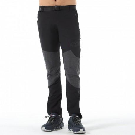 Pantalon +8000 Faure Negro