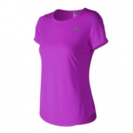Camiseta New Balance Accelerate V2 WT91136 VVL