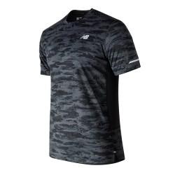 Camiseta New Balance Printed MT81201 BGR
