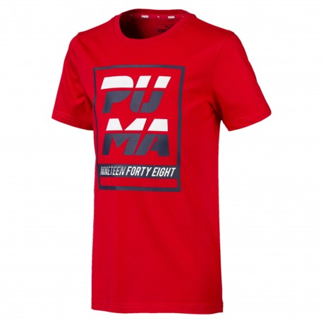Camiseta Puma Alpha Graphic 854386 11