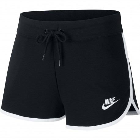 Pantalón Nike W Nsw Hrtg Short Flc AR2414 010