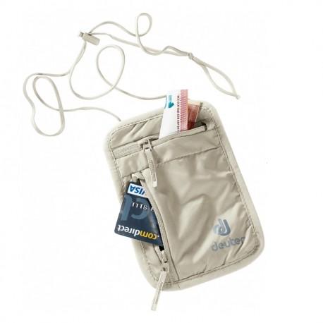 Porta documentos Deuter Security Wallet I 3942016 6010