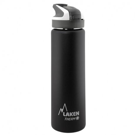 Botella térmica Laken Acero Summit TS7N Negra
