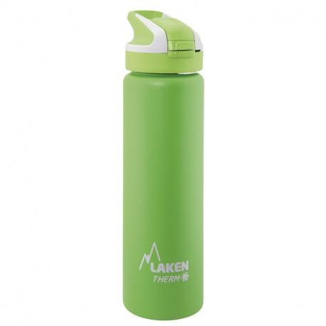 Botella térmica Laken Acero Summit TS7V Verde