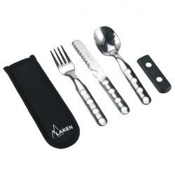 Set Cubiertos + Funda Neopreno Laken 1410