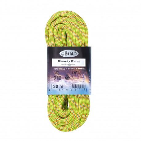 Cuerda Beal Rando Gdry 8 mm 30 metros