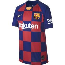 Camiseta Nike FC Barcelona 19-20 1ª Equipación Jr AJ5801 457