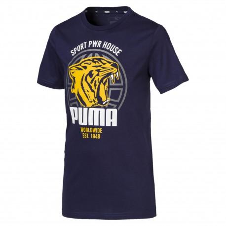 Camiseta Puma Alpha Graphic 580229 06