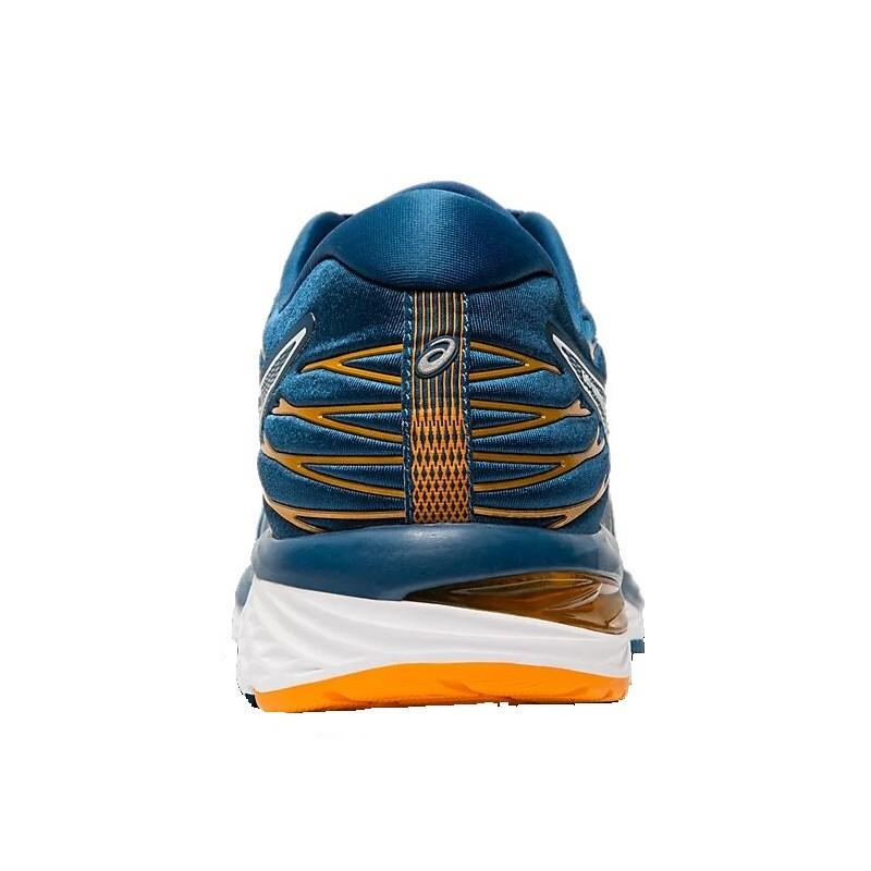zapatillas asics hombre azules 37 65