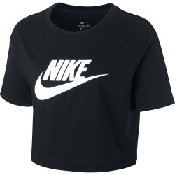 Camiseta Nike NSW Tee Essntl Crp Icn Ftr Chooped BV6175 010