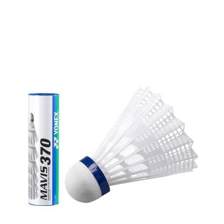 Volante Badminton Yonex mavis 370 1 bote 6 Udes