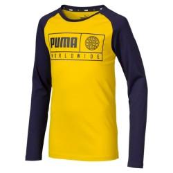 Camiseta Puma Alpha Graphic Longsleeve 580232 20
