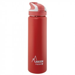 Botella térmica Laken Acero Summit TS7R Roja