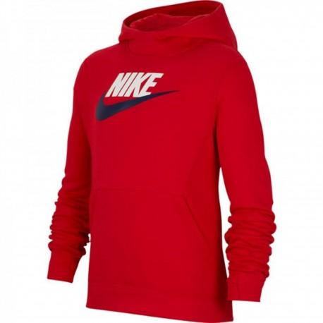 Sudadera Nike Hoodie Po Club BV0783 661