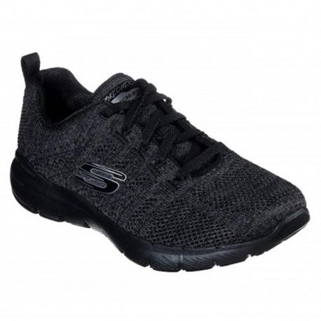 Zapatillas Skechers Flex Appeal 3.0 13077 BKCC
